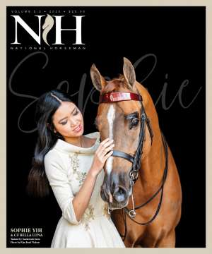 Cover of NHA v.5:3 2020 National Horseman Arabian Advertiser Gallery