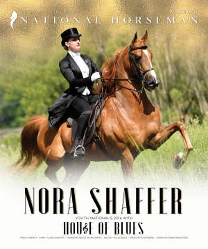 Cover of NHA v.1:4 2016 National Horseman Arabian Advertiser Gallery