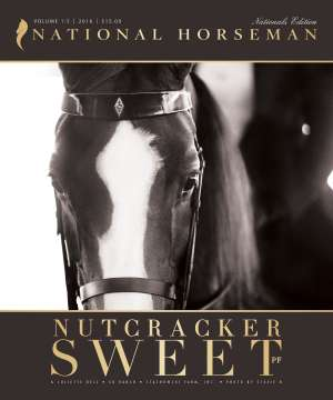 Cover of NHA v.1:5 2016 National Horseman Arabian Advertiser Gallery